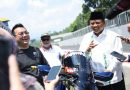 Test Drive Motor Listrik Anubis, Wagub Jabar: Keren, Motor Bisa Buat Listrik Rumah!