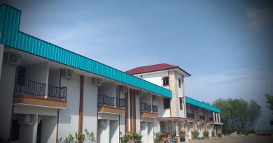 Inilah 5 Potret Indahnya Riverside Hotel Jepara